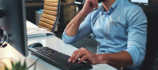 carrière informatique